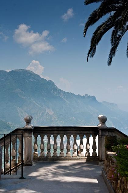 balcony in italy.