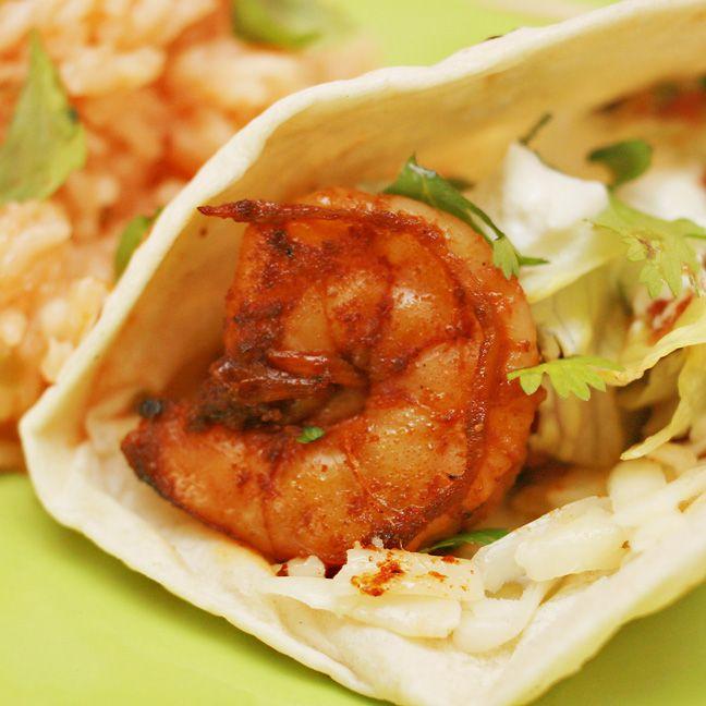 Shrimp Tacos Recipes — Dishmaps