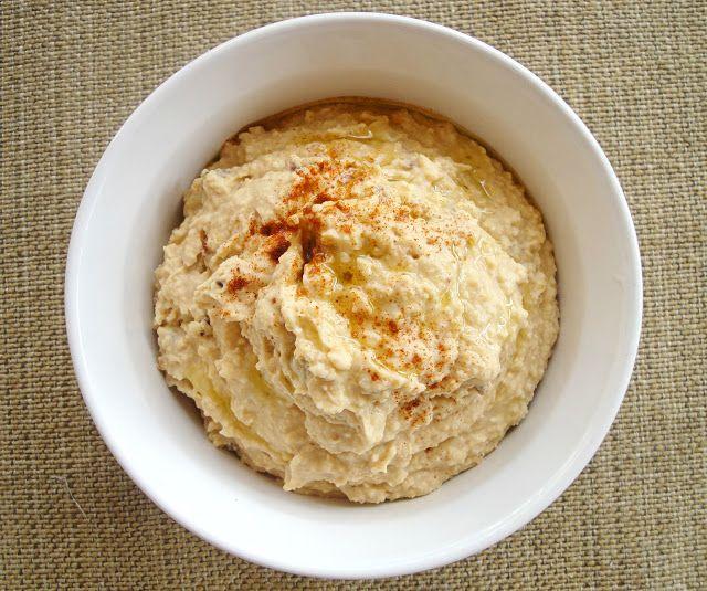 Sun-Dried Tomato Hummus | Recipes - SAVORY | Pinterest
