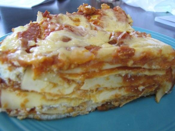 pumpkin lasagna | Recipes: To Try | Pinterest