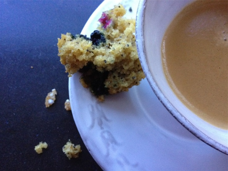 lemon blueberry poppy seed muffins | Yum. Food. (Brunch and Breakfast ...