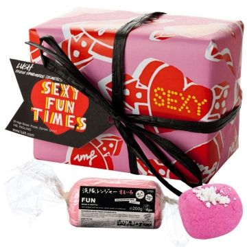 Lush Valentines Gift - Sexy Fun Times