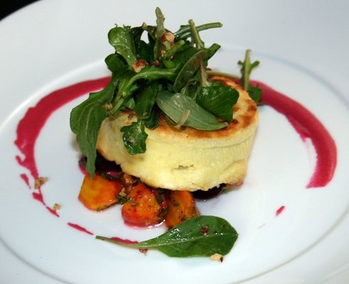 Goat Cheese Souffle | Fingerfood | Pinterest