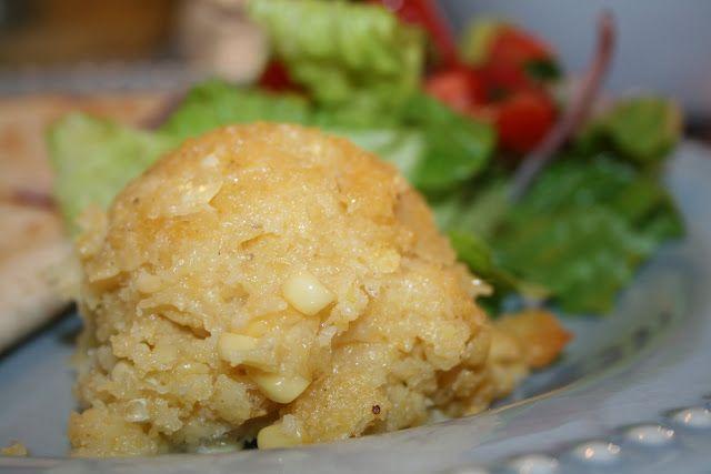 Sweet Corn Tomalito   Hungry Boys   Pinterest