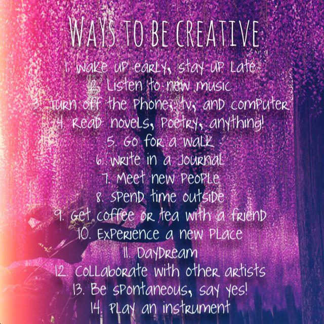 creative songwriting ideas