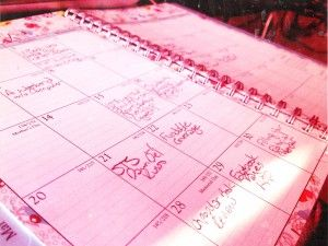 The Trick to Filling Your Editorial Calendar via @savvysexysocial