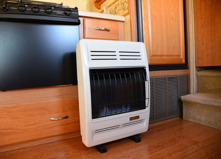 RV Heater - Installing a Vent-Free Propane Heater on Your RV