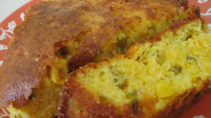 Jalapeno-Cheddar Cornbread   bread/muffins/rolls   Pinterest