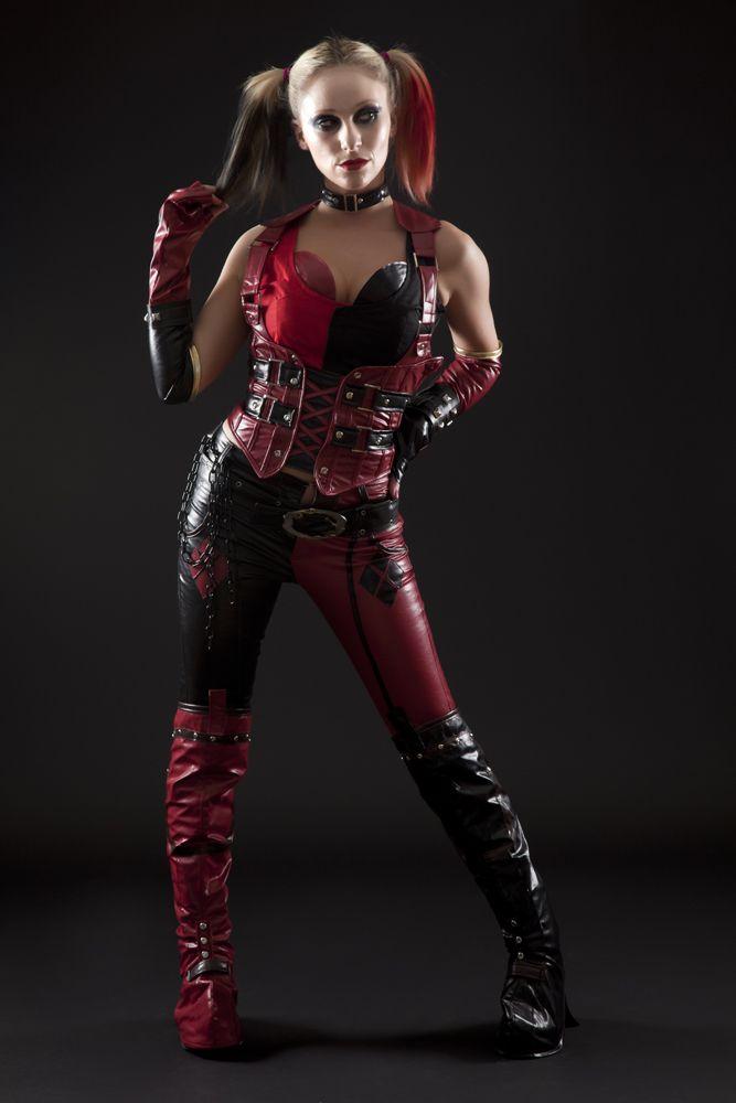 Harley Quinn Cosplay Cosplay Pinterest