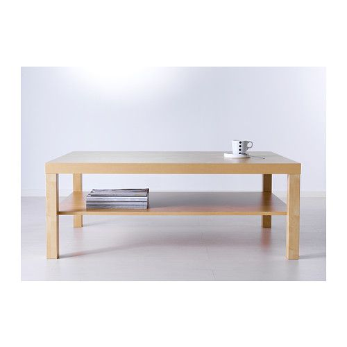 LACK Coffee Table IKEA Separate Shelf For Magazines Etc Helps You