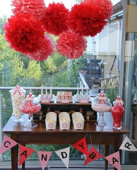 candy bar  Candy bar, cupcakes & wedding cake  Pinterest