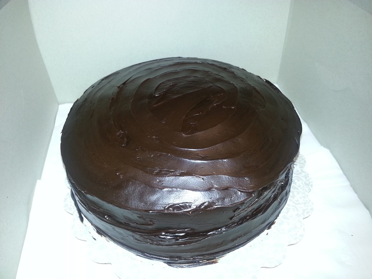 Devil's Food Cake With Milk Chocolate Frosting Recipes ...