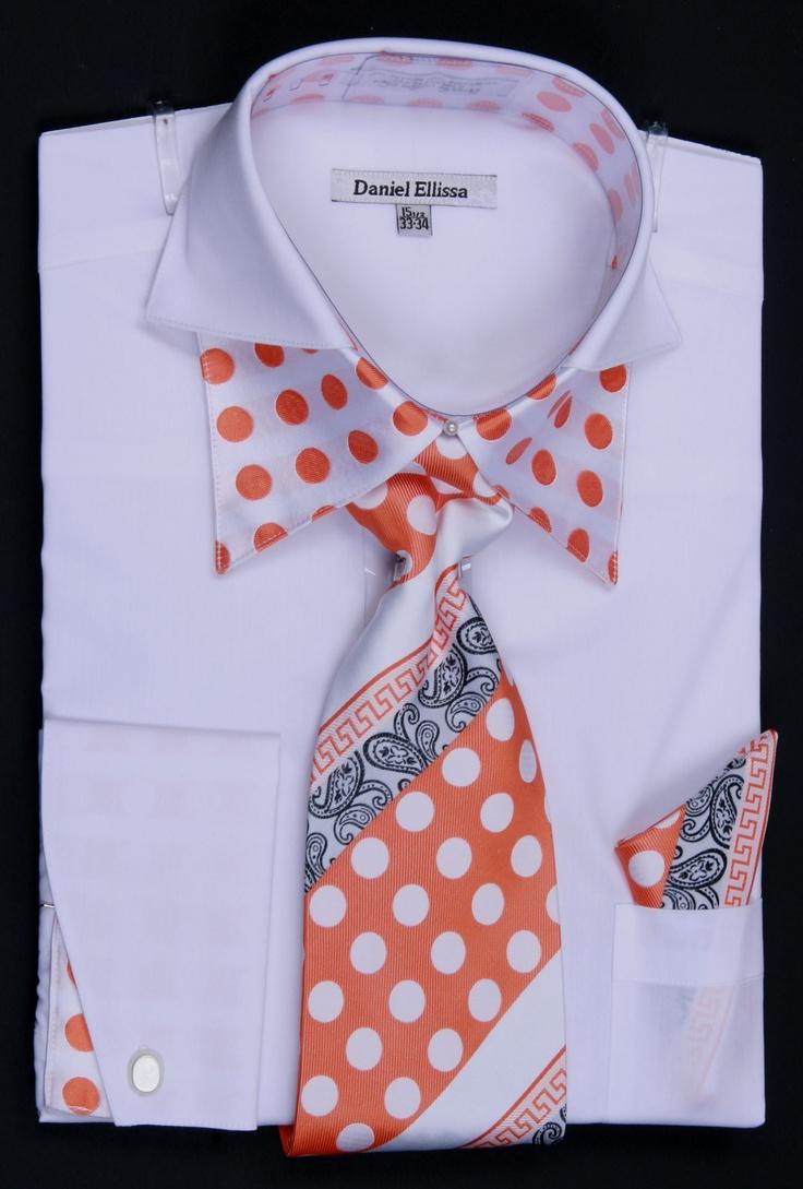 Pin by deb on gentleman preferred pinterest for Daniel ellissa men s dress shirts