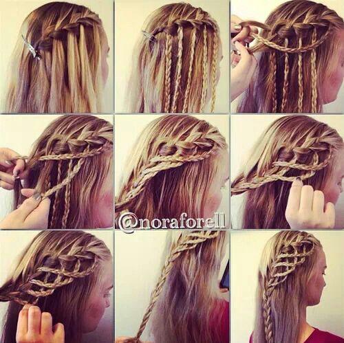 Awesome braid :)