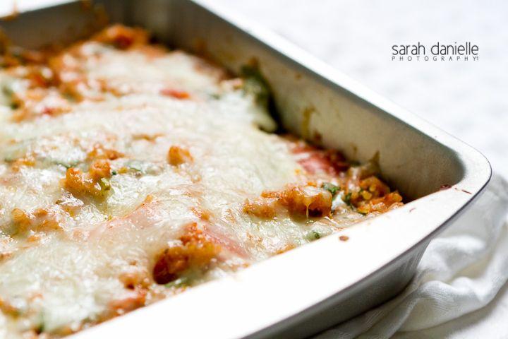 quinoa-spinach-bake | Gluten free | Pinterest