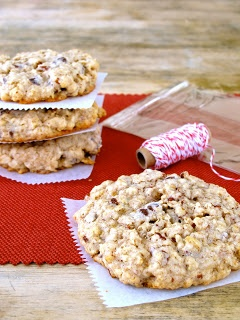 Steffens Hobick: Pecan, Chocolate & Oatmeal Cookies Change to cherry ...