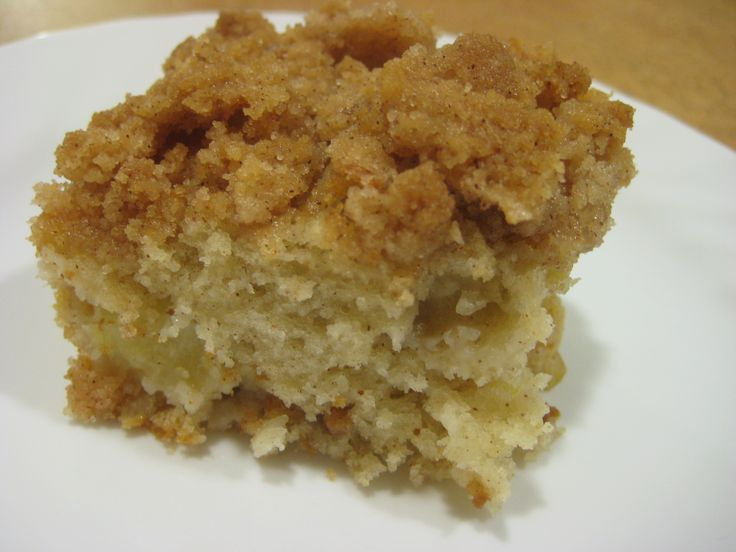 apple topped cream cheese coffee cake apple crumb coffee cake cake