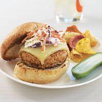 Barbecue Pork Burger | Recipe