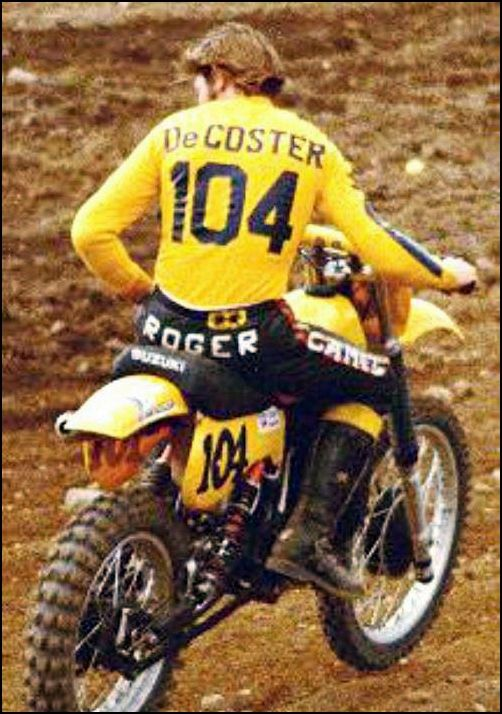 Roger DeCoster Net Worth