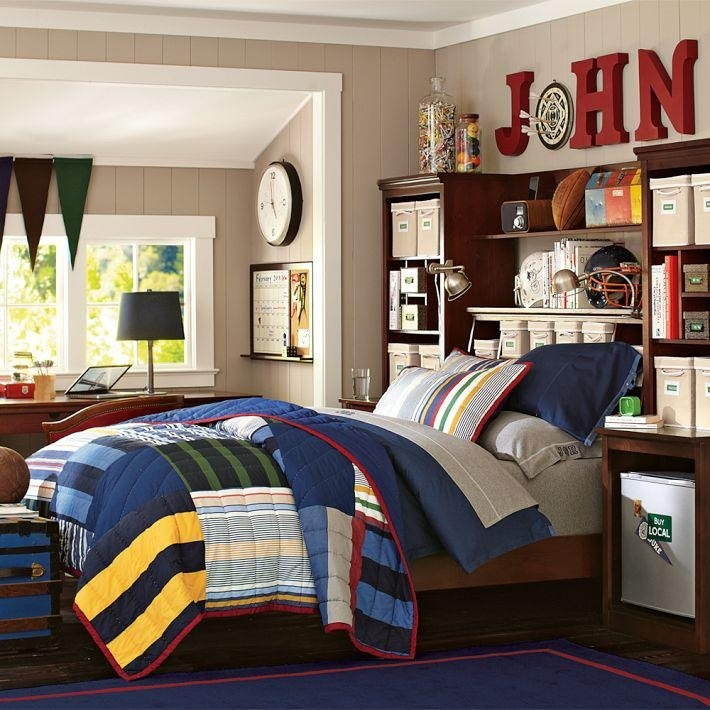 pottery barn kids big boy room pinterest
