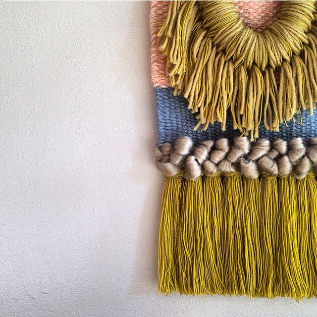 Weaving designs by Maryanne Moodie