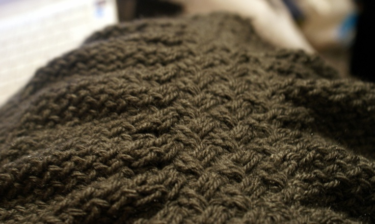 Grey worsted