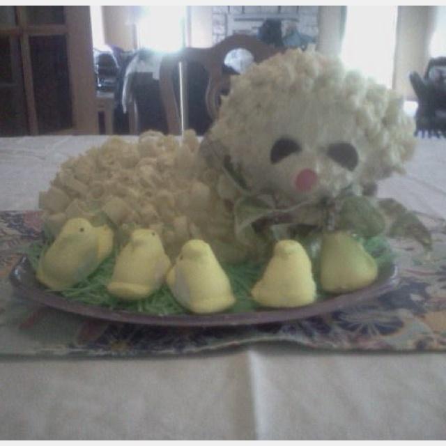 Easter lamb cake | Cake | Pinterest