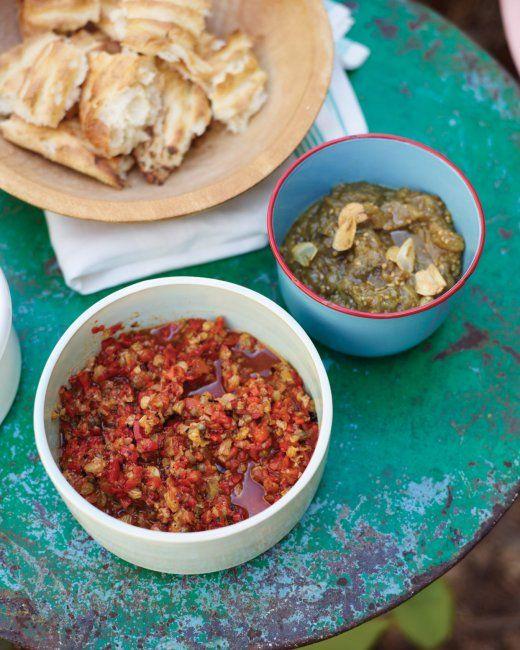Roasted-Red-Pepper Dip | Recipe