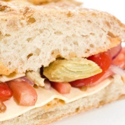 Copycat Panera Turkey Artichoke Panini   Sandwiches, wraps, & paninis ...