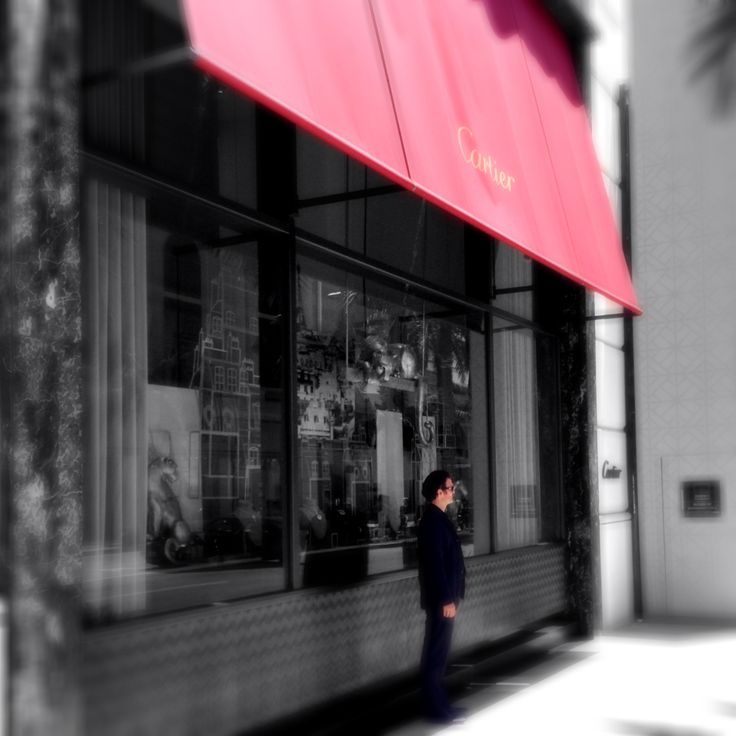 Cartier beverly hills favorite places spaces pinterest for Cartier in beverly hills