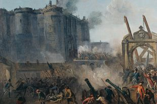 storming of the bastille definition quizlet