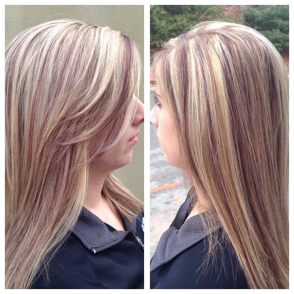 Blended Highlights and Lowlights