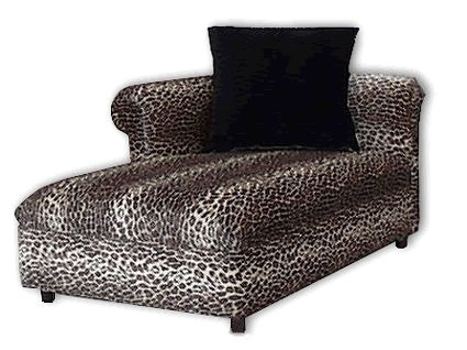 Leopard chaise lounge perfect home decor pinterest for Animal print chaise lounge