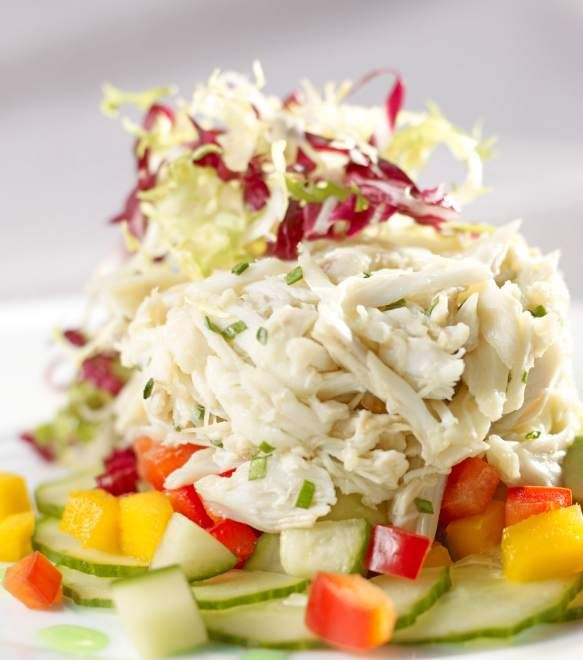 ... crab mango and avocado salad gretacooks crab mango and avocado salad