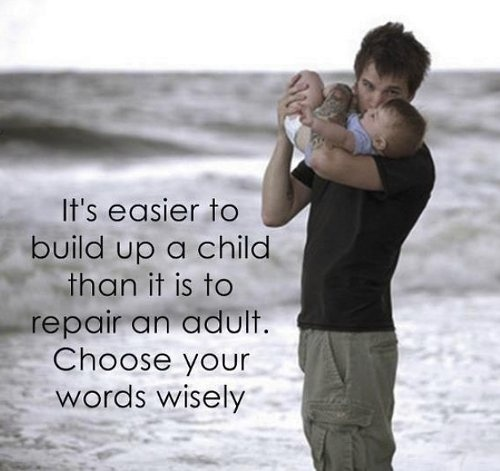 Choose your words wisely. Choose your battles carefully.