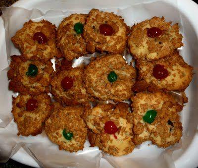 Cherry blink Cookies | Makes my heart Happy | Pinterest