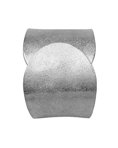 The Silver Gehry Cuff by Jewelmint.com $29.99