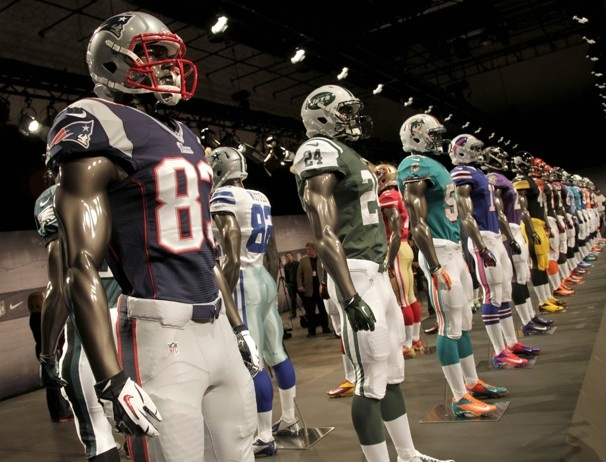 3 PR lessons from the NFL uniform unveiling