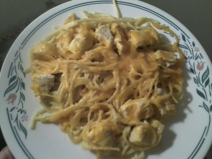 Chicken Tetrazzini | Recipes - Main/Side Dishes | Pinterest