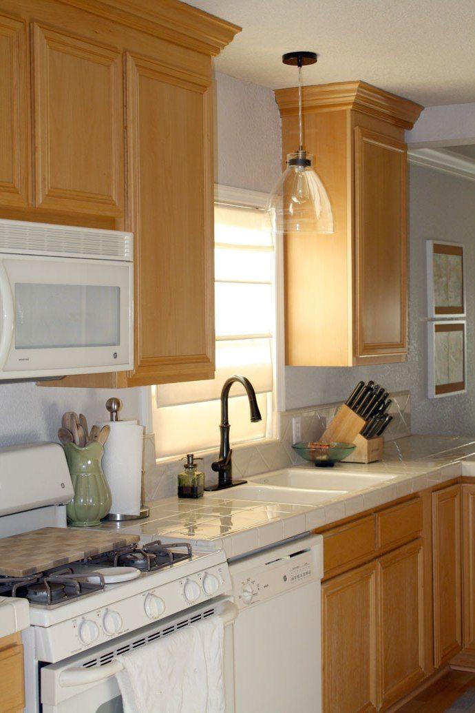 kitchen lighting fixtures over sink  INNER Beauty  Pinterest