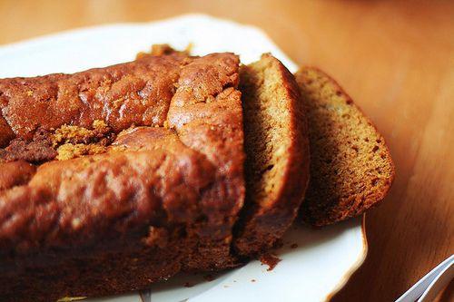 Moist Pumpkin Bread   Recipes   Pinterest