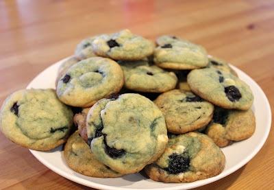 Blueberry Lemon Cookies | Cookies | Pinterest