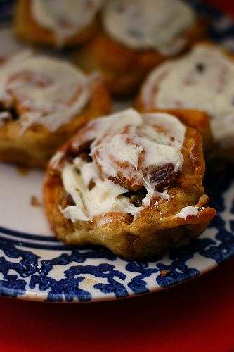 Gluten Free Cinnamon Rolls. Admittedly, I usually use Pamela's mix ...