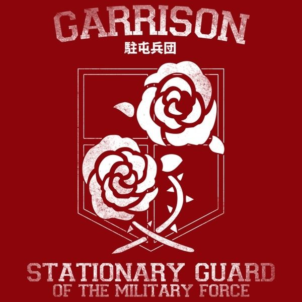 Garrison   Attack on Titan Wiki   FANDOM powered by Wikia
