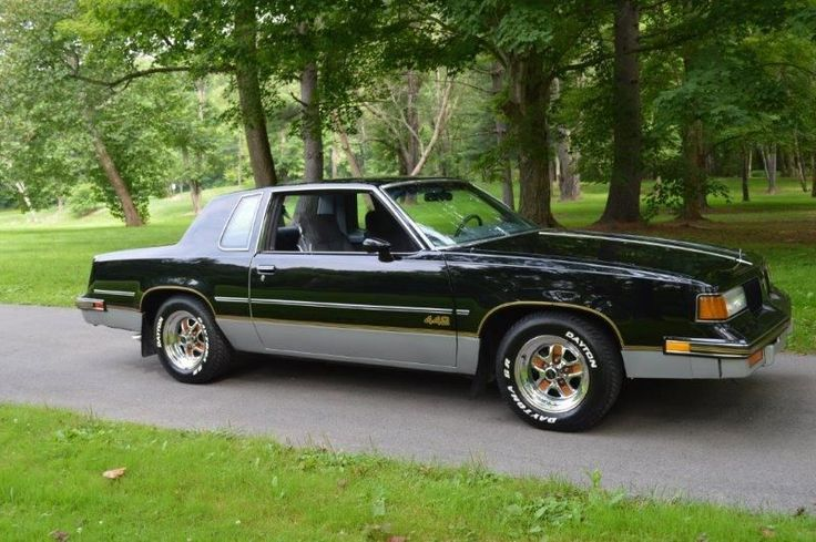 1978 cutlass 442 oldsmobile pinterest for 1978 cutlass salon