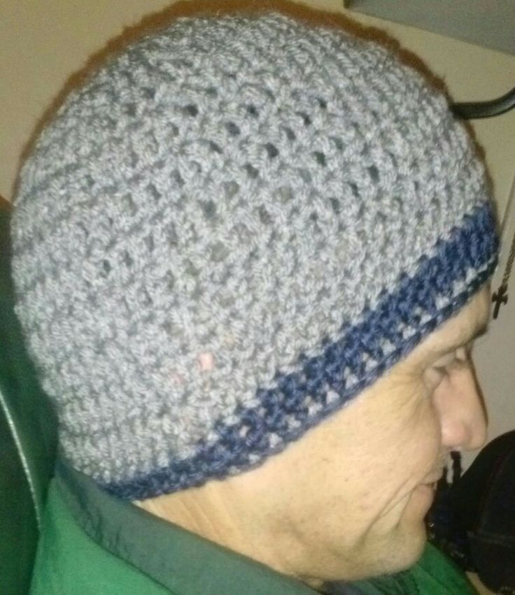 Mens crochet hat Crochet & Knit Pinterest