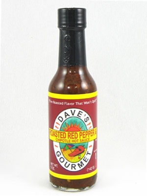 roasted pepper and chipotle hot sauce delicious slightly smoky roasted ...
