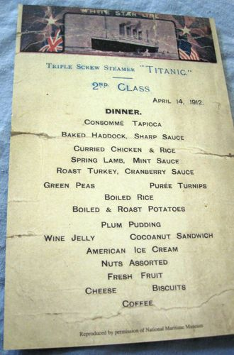 Pin By Liza On Titanic Reproductions Themes Etc Pinterest