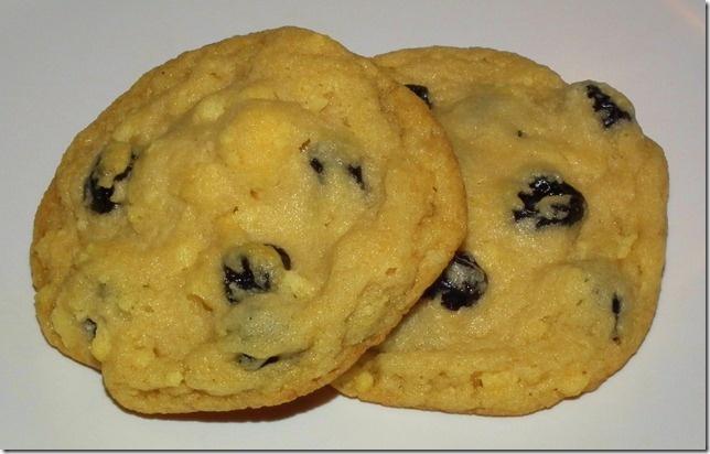 Momofuku Milk Bar's Blueberry and Cream Cookies