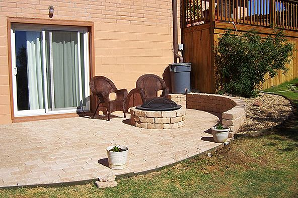 present day patio design united kingdom